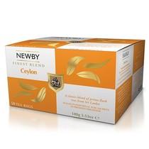 Чай Newby Ceylon черный в пакетиках