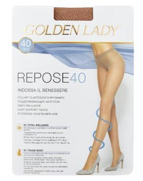Колготки Golden Lady REPOSE 40 den, цвет черный, размер 3