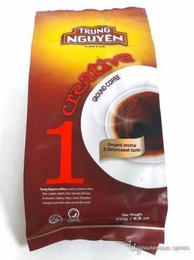 Кофе молотый Trung Nguyen Креатив №1