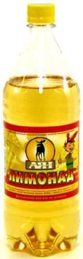 Газированный напиток лимонад Аян, 650 мл., ПЭТ