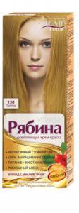 Краска для волос, рябина тон 130 пшеница Acme-Color, 154 гр., Картонная коробка