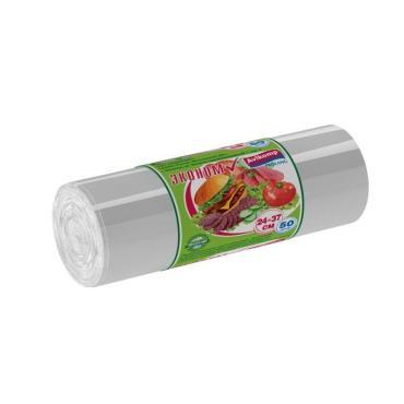 Пакеты для хранения продуктов Avikomp Prolang Эконом стандарт 24х37см. 50шт. прозрачные