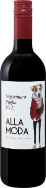 Вино красное сухое San Matteo Alla Moda Negroamaro Puglia 750 мл., стекло