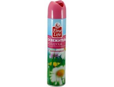 Освежитель воздуха Fine Life Цветочный
