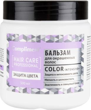 Бальзам для волос Compliment Защита цвета для окрашенных волос