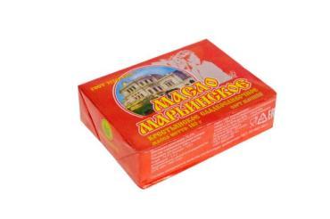 Масло 72,5% Марьинское, 180 гр., обертка фольга/бумага