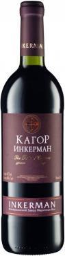 Вино красное сладкое Inkerman Кагор 16 %, Россия, 750 мл., стекло