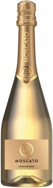 Игристое вино ZB Wine Moscato White Semisweet 11,5 %, Россия, 750 мл., стекло