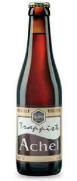 Пиво траппистское фильтрованное непастеризованное тёмное Achel Bruin Extra 9,5 %, 750 мл., стекло