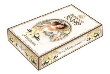Зефир Ванильный, Старые Традиции Белёвских Мастеров, 250 гр, картон