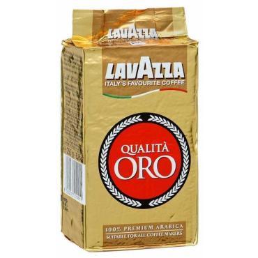 Кофе LavAzza Oro молотый 250 гр