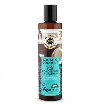 Бальзам для волос Planeta Organica Organic Coconut натуральный Кокосовый