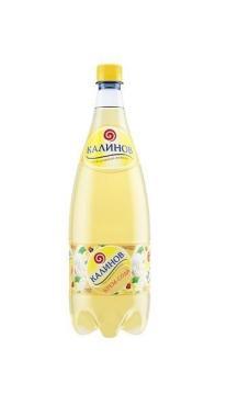 Лимонад Калиновъ Крем-Сода 1,5л