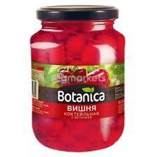 Вишня Botanicа для коктейля красная 720мл