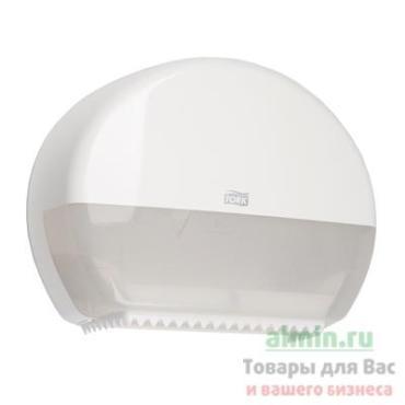 Диспенсер для туалетной бумаги в мини-рулонах Tork белый