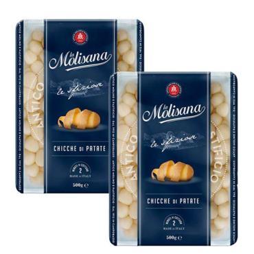 Картофельные ньокки (клёцки мелкие) La Molisana Chicce Di Patate, 500 гр., пластиковый пакет