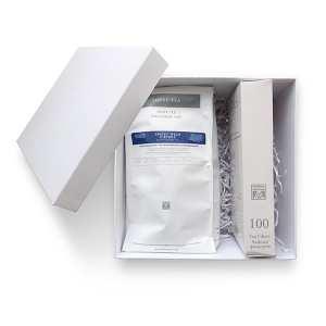 Подарочный набор с листовым чаем и чайными фильтрами Althaus, картонная коробка