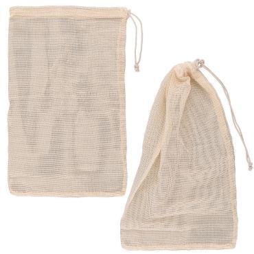 Мешок для хранения хлопчатобумажный 30х34 см. Мультидом