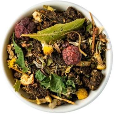 Чай травяной Chef Tea Монастырский 50 гр., картонная коробка