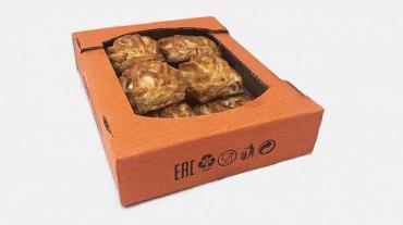 Ватрушка венгерская Кондитерский Дом 700 гр., картонная коробка