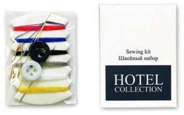 Швейный набор, 100 шт., Hotel Collection, 200 гр., картонная коробка
