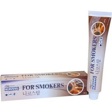 Зубная паста для курильщиков, NORANG, картонная коробка