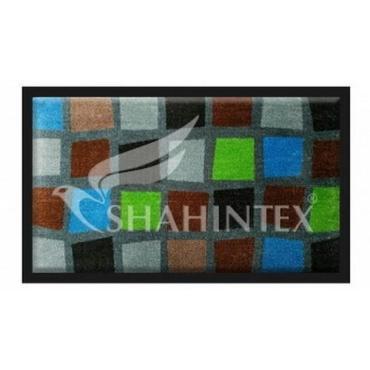 Коврик влаговпитывающий 52*90 см., Shahintex Photoprint Wash and dry 002, 500 гр., пластиковый пакет