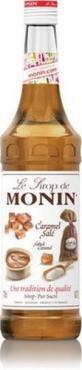 Сироп со вкусом соленой карамели Monin, 1 л., стекло