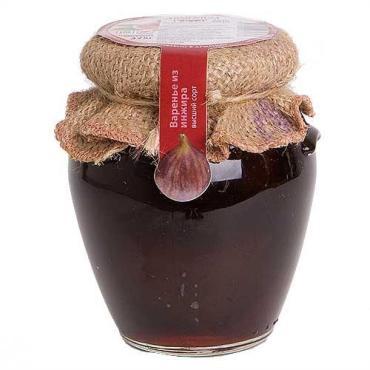 Варенье из инжира, Армениум, 375 гр., стекло