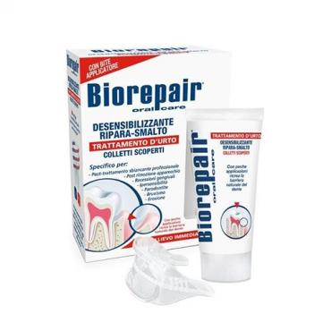 Гель реминерализующий Biorepair Desensitizing Enamel Repairer Treatment