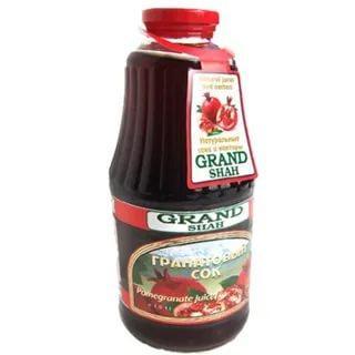 Гранатовый сок Grand Shah, 1 л., стекло