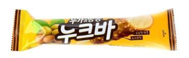 Эскимо Нук Бар, арахис, Lotte, 75 гр., флоу-пак