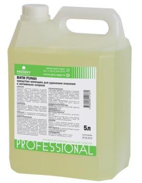 Средство для удаления плесени с дезинфицирующим эффектом Prosept Bath Fungi, 5 л., канистра