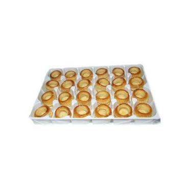 Волованы (тарталетки) Mariebel мини Буше круглые диам. 35 мм, 24шт