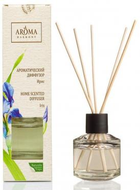 Диффузор ароматический Aroma Harmony Ирис, 50 мл., картонная коробка