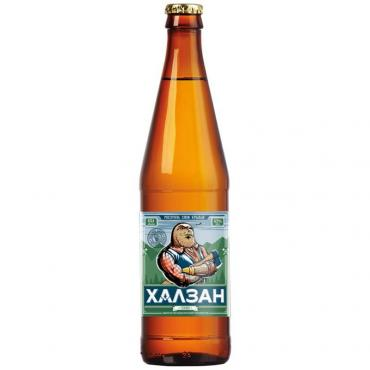 Пиво, Халзан, 450 мл., стекло