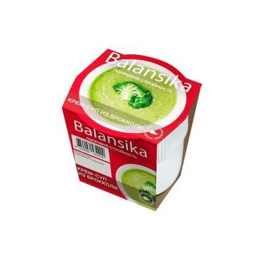 Крем-суп Сытоедов из брокколи, СЕ BALANSIKA , 250 гр, картон