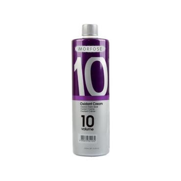 Окислитель для краски 3% для волос Morfose 10, 1 л., пластиковая бутылка