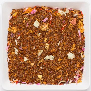 Чай ройбос ZellWell Манхеттен, 100 гр., пакет из триплекса