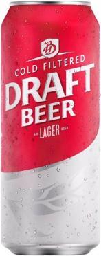 Пиво солодовое светлое пастеризованное фильтрованное 4,9%, Индонезия, Bali Hai Draft lager, 500 мл., Жестяная банка