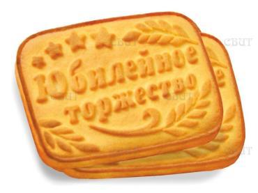 Печенье Юбилейное торжество, 8,2 кг.