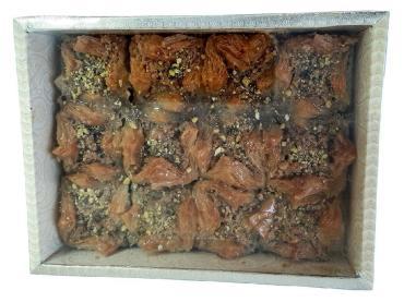 Турецкая пахлава Бохча, Сладкий юг, 450 гр., пластиковый контейнер