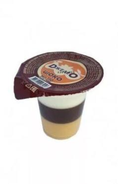 Пудинг многослойный с кокосовым молоком Джелео, 150 гр.