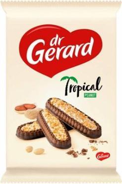 Печенье с арахисом Tropical, Dr.Gerard, 180 гр., флоу-пак