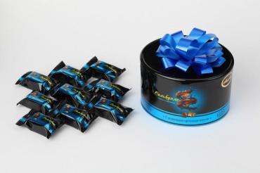 Конфеты Атаг шоколадно-ореховые Сильвупле, 200 гр., картон