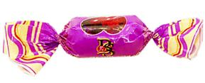 Карамель фруктово-ягодная сл вкусом сливы Баян Сулу BS, 7 кг., картон