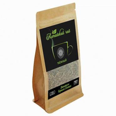 Чай Таёжный, листовой Талисман Алтая Алтайский чай, 50 гр., бумажная упаковка