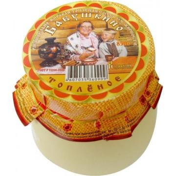Масло топленое Бабушкино, 850 гр., стекло