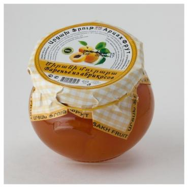 Варенье Арцах Фрут из абрикосов, 370 гр., стекло
