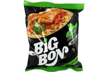 Лапша курица Big Bon, 75 гр., флоу-пак